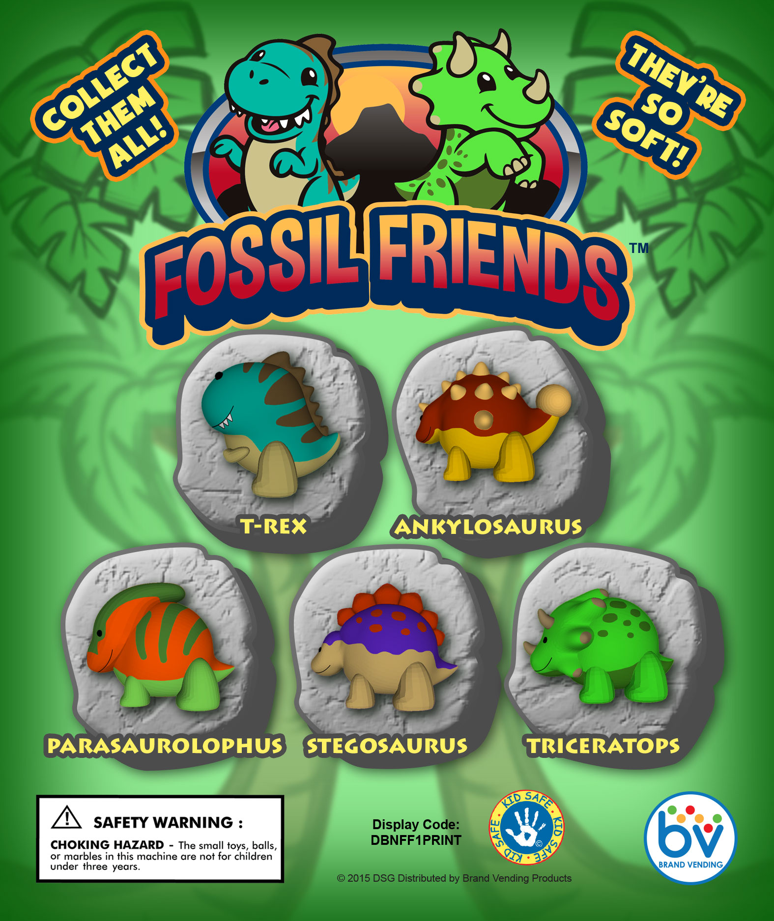 Fossil Friends New Display Side 1