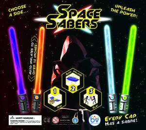"""2"""" Space Saber Display 3"""